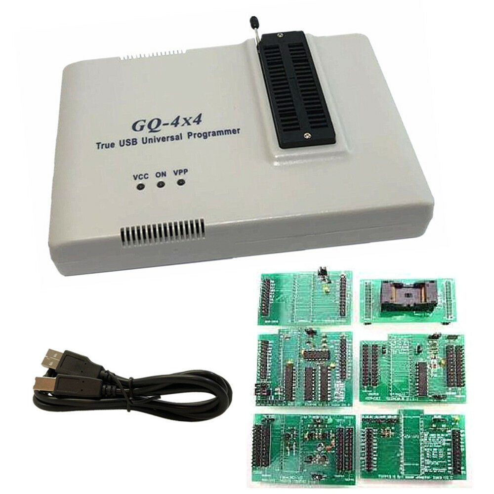 EPROM UV Eraser GQ PRG-109 GQ-4X V4 Universal EPROM Programmer GQ-4X4