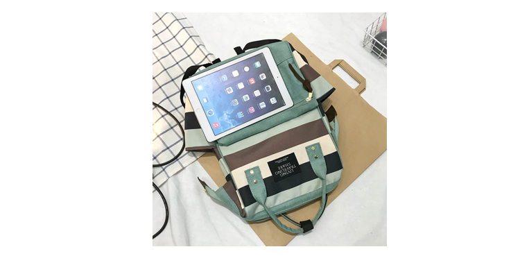 HTB1fZIbUhTpK1RjSZFKq6y2wXXak 2019 Korean Style Women Backpack Canvas Travel Bag Mini Shoulder Bag For Teenage Girl School Bag Bagpack Rucksack Knapsack