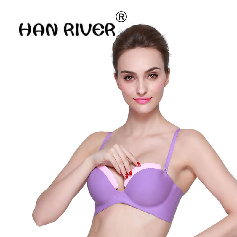 HANRIVER High quality Breast massage instrument wireless breast enhancement electric breast massager breast enhancement cup все цены