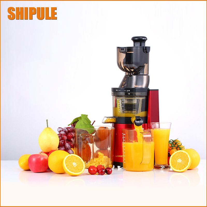 Slow Juicer Lemon : Home vegetable Fruit Juicers Machine Lemon juicer Electric Juice Extractor 100% Original ...