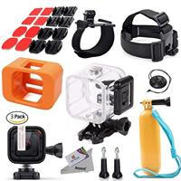 Action Camera Accessories Set 27in1 Accessories Bundle for GoPro Hero 7 Black Hero 6 GoPro HERO5 Session HERO Session Camera