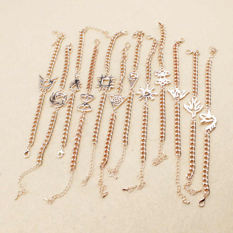 Wholesale k-pop EXO XOXO exo-k exo-m Hand catenary  Y2468 - Y2479