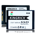 "2.5 ""SATA 2 8 GB 16 GB 32 GB SSD Disco de Estado Sólido MLC Flash Disco Duro Para Mini PC, Notebook, Notebook HD HDD SSD de Disco Duro"