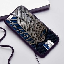 ATTACK ON TITAN WING OF LIBERTY IPHONE CASE