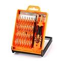 5 pçs/lote JM-8101 32 in1 Precision JAKEMY Bits Chave de Fenda Chave De Fenda Set Para O Telefone Portátil Mini Electronic Repair Tools Kit Conjunto