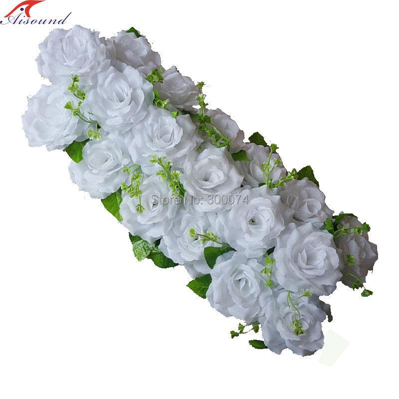 venta unids arco de flores para la boda arreglo floral party decor decorativo flores de