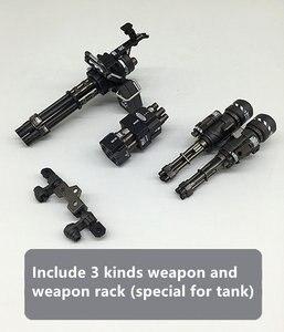 Image 3 - YH M.S. 武器 01 ためセットメタルスラッグスーパー車両 SV 001 タンク/バンダイ Mg ガンダム