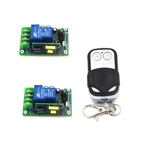 AC85-250V 1CH RF switch Learning code 315mhz lighting controllers 110v 30A 1 relay switch Free shipping from china 4346 learning from failure