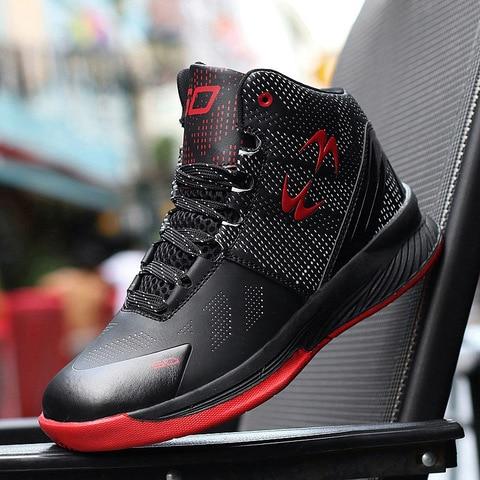 Basketball Shoes Men Women Sports Shoes High Tops Mens Basketball Sneakers Athletics Shoes Chaussures de basket Black shoes Pakistan
