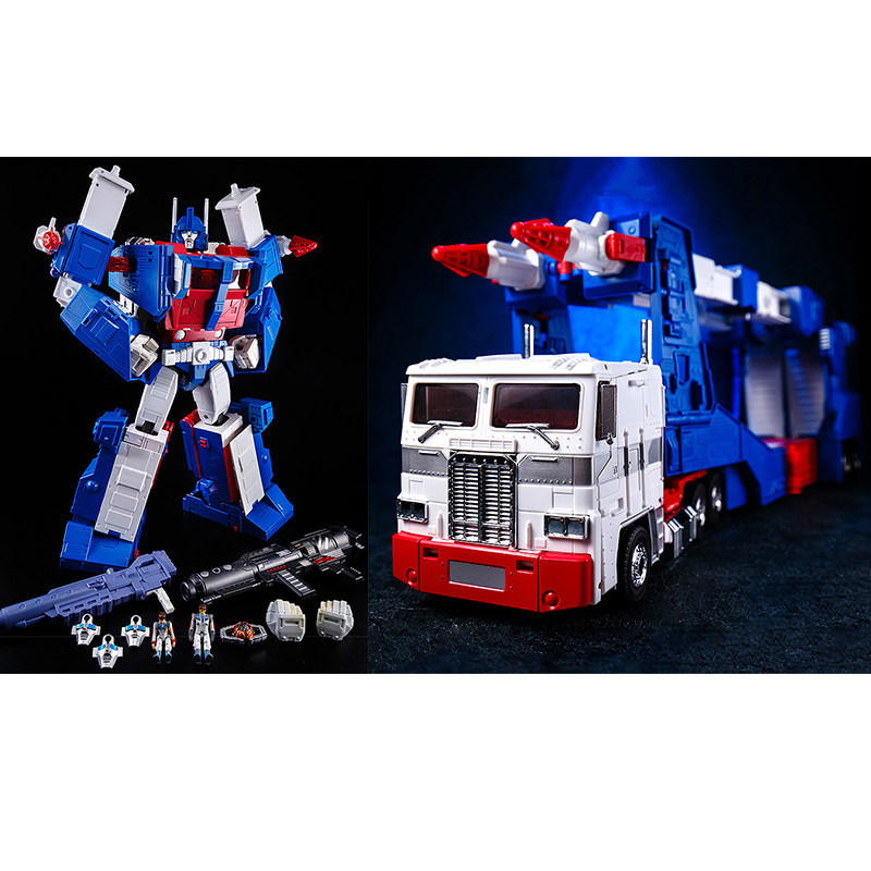 Anime Ultra Magnus THF-04 Transformation Robot Model MP22 MP-22 Leader KO Action Figure Robot Model Collection Toys For Kids thf 51 thf 51s