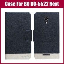 Лидер продаж! BQ BQ-5522 Next чехол Новое поступление 5 цветов модный флип ультра-тонкий кожаный защитный чехол для телефона