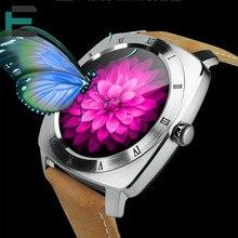 DM88 MTK2502C Smart touch-uhr Herzfrequenzmesser Uhren business Smartwatch Unterstützung Android IOS für Huawei Xiaomi PK DMO9 U8