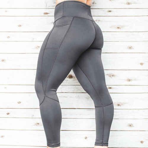 Новинка 2019, хит, летние сексуальные модные женские штаны с высокой талией для йоги, спортзала, фитнеса, занятий спортом, бега, леггинсы, брюки