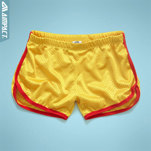 Aimpact Mesh Breathable Cool Men's Shorts Summer Fast Dry Fi