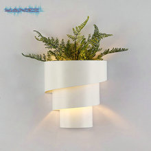 Simple Modern Lighting E27 Wall Lamp Bedroom Wall Light Bedside Lamp Creative Personality Wall Lamps Wall