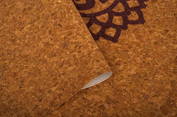 portátil dobrável esteira de yoga cobertor de