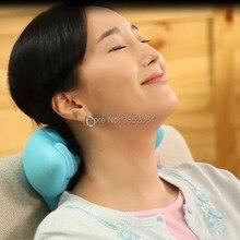 Новый продукт 2018 C-будьте шеи боли массажер и плечо расслабься снятия шеи и плеч напряжение подушка для акупрессуры