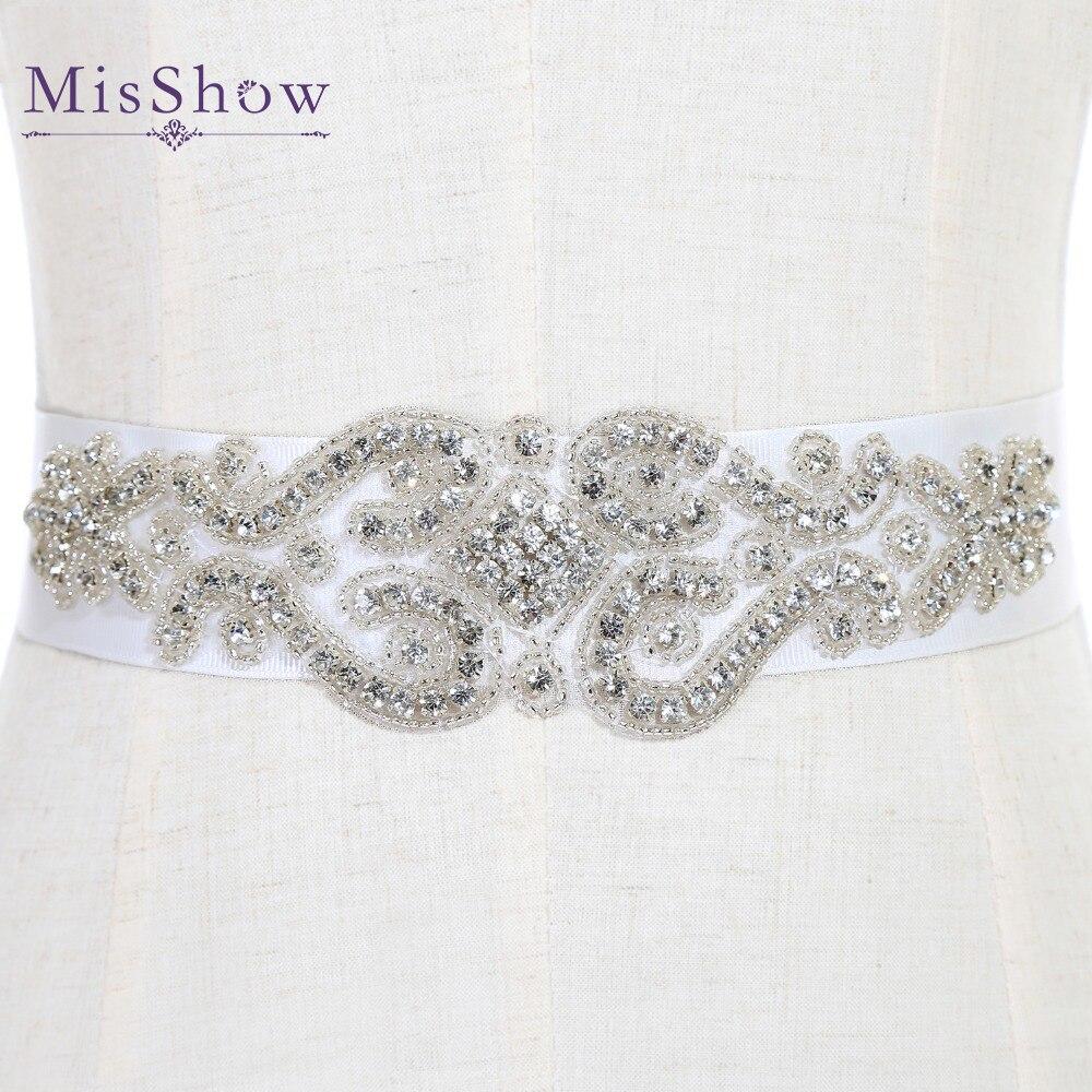 Wedding Belts And Bridal Sashes 2019 New Gorgeous Beading Pearls Belt Wedding Sash Bridal Belt Bridal Sash Dress Belt Bridesmaid