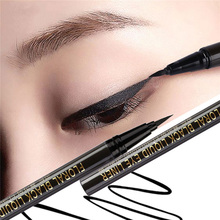 Not Dizzy Waterproof Eyeliner Black Cosmetics Liquid Eye liner Pencil Beauty Makeup