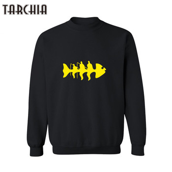 2018 new arrive TARCHIA Hoodies Cotton Long Sleeve Sweatshirts fashion Gear Brand Pullovers Autumn Winter Jumpers fishing new