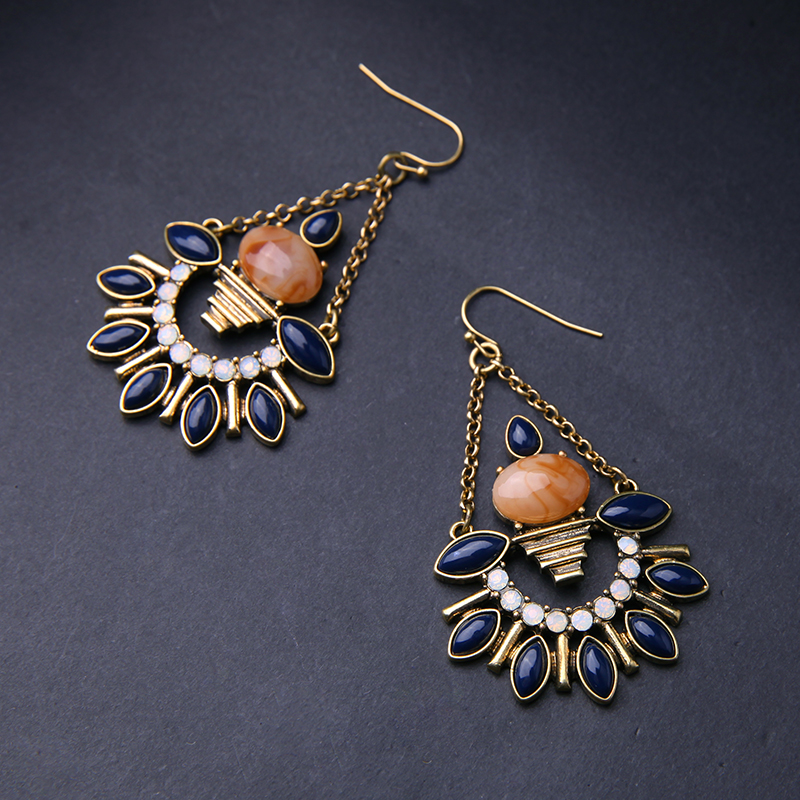Wholesale Women Fashion Chandelier Earrings Online Shopping India ...