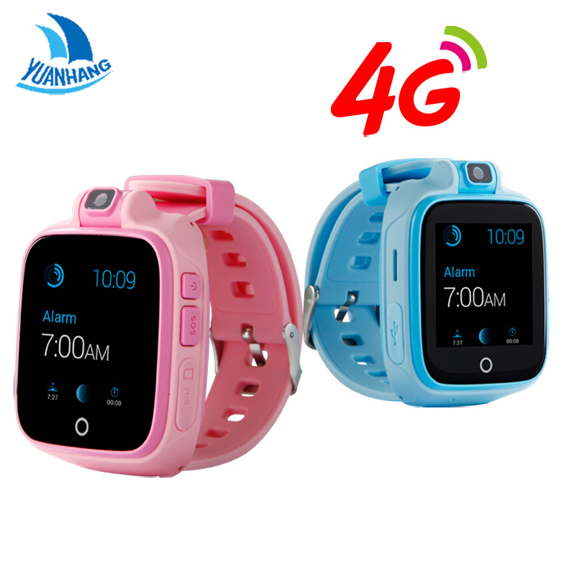 YH Remote Camera GPS WIFI Location 1.54 Touch Screen Kid Child Student 4G Smart Wristwatch SOS Call Monitor Tracker Alarm Watch smart remote camera gps lbs wifi location 1 54 touch screen kid elder child 3g sos call monitor tracker alarm watch wristwatch