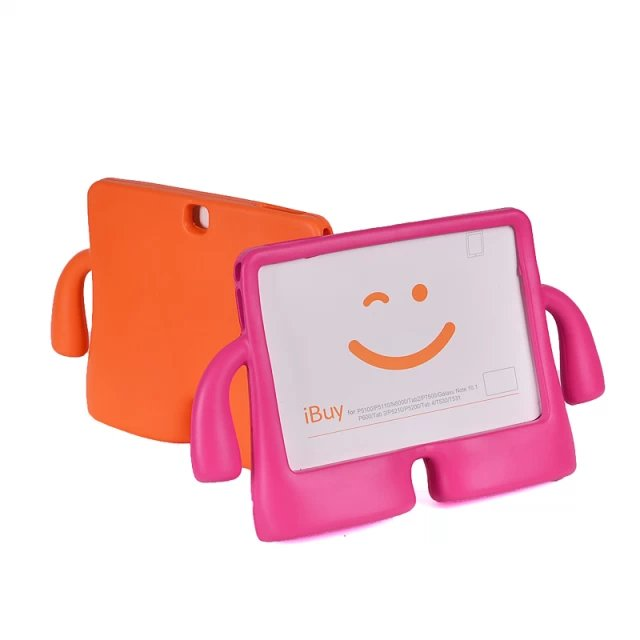 For Samsung Galaxy tab3 10.1 inch P5200 P5210 Tablet Children Foam Back Case Stand Cover ShockProof case +Screen Film+Pen+OTG for samsung galaxy tab 4 10 1 t530 case tab 3 10 1 inch p5200 tablet kids foam back case handle stand cover shockproof
