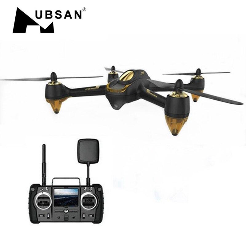 Original H501S H501SS Hubsan X4 5.8G FPV Brushless Com 1080 P Câmera HD GPS RC Quadcopter RTF Modo Interruptor Com Controle Remoto controle