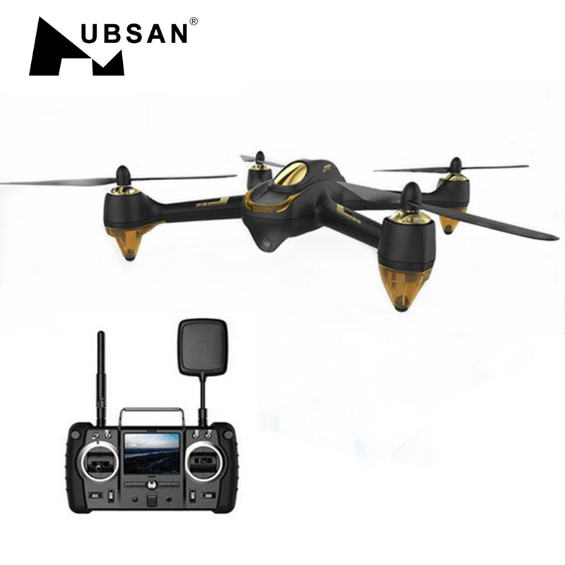 Original Hubsan H501S H501SS X4 5.8G FPV Brushless With 1080P HD Camera GPS RC Quadcopter RTF Mode Switch With Remote Control