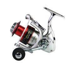 YUYU Quality full metal Fishing Reel spinning reel metal spool 1000 2000 3000 4000 5000 7000 left right carp fishing