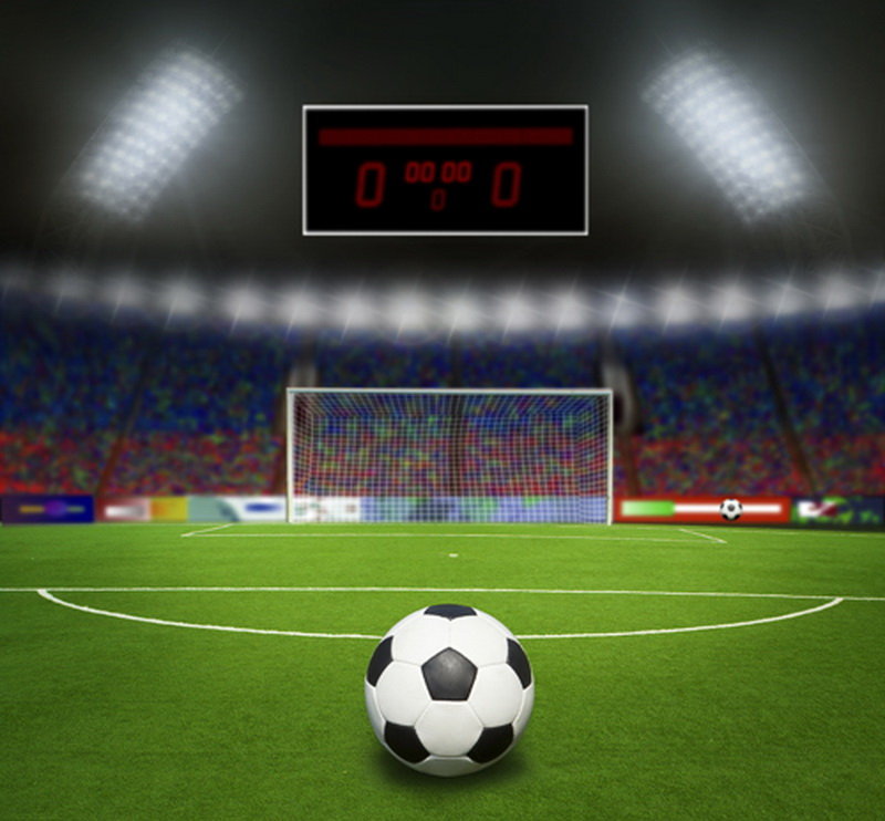 HUAYI 5X7ft football backdrop photo booth Photography Backdrop photography background D-3450