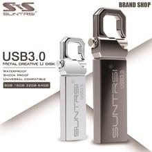 Suntrsi USB 3.0 Flash Drive 32GB 64GB Pendrive Waterproof Pendrive 3.0 16GB Flash Disk USB Memory Stick with Personalized logo