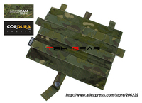 Rasputin MOLLE Panel For AVS & JPC2.0 Multicam Tropic+Free shipping(SKU12050153)