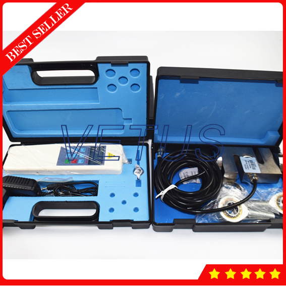 HF 30K Digital dyno testing machine with Handheld Digital force dynamometer push pull gauge price