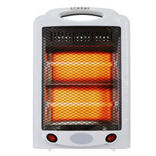 Household electricity saving energy saving desktop small solar electric heater