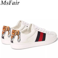 MSFAIR 2018 New Women Skateboarding Shoes Canvas Shoes Man Woman Brand Outdoor Athletic Sport Shoes For
