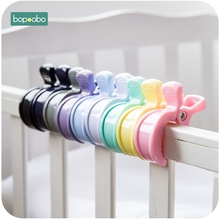 Bopoobo 1pc Baby Play Gym Accessories Mint Car Seat Toy Lamp Pram Stroller Pegs To Hook Cover Blanket Clips Baby Teether Gifts