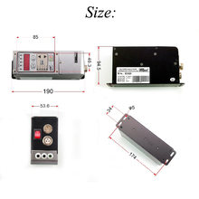 220v вибрационная пластина цифровая модуляция частоты управление