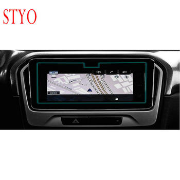 STYO Car GPS Navigation Tempered Glass Screen Protector Steel Portective Film For Suzuki Vitara 2016-2018 image