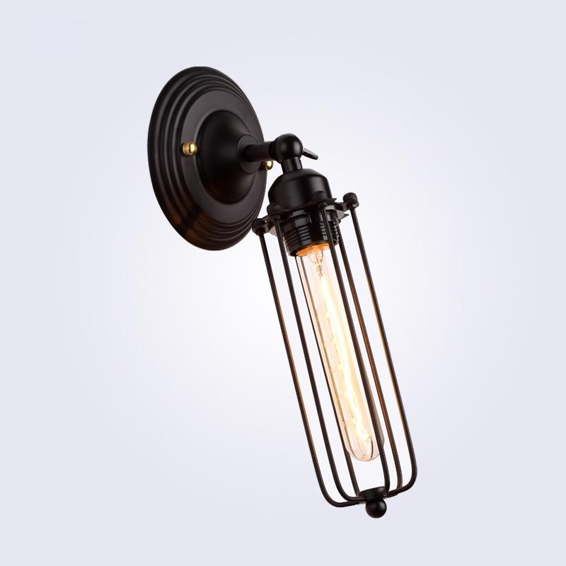 Ameriške retro stenske svetilke Loft Vintage stenske luči za kavo / - Notranja razsvetljava - Fotografija 3