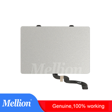 Genuine New Laptop Touchpad Trackpad with Cable 593-1604-B For MacBook Air 13.3 A1466 Notebook 2013-2015 Year