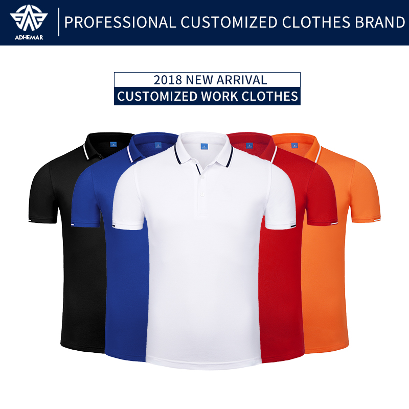 Adhemar quick-drying golf shirt fashionable T-shirt for men/women with short sleeve breathable outdoors sports clothingAdhemar quick-drying golf shirt fashionable T-shirt for men/women with short sleeve breathable outdoors sports clothing