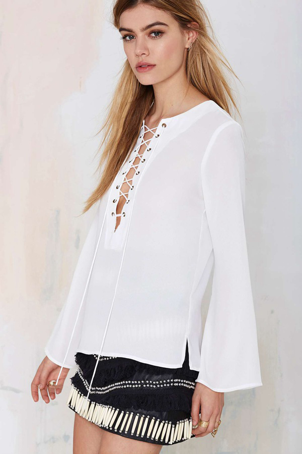 blouse cotton Picture - More Detailed Picture about New Fashion ...