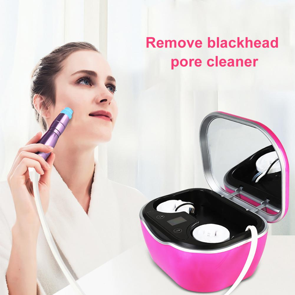 Household Pore Cleaner Skin Care Suction Rinse Oil Control Facial Cleansing Blackhead Remover цена