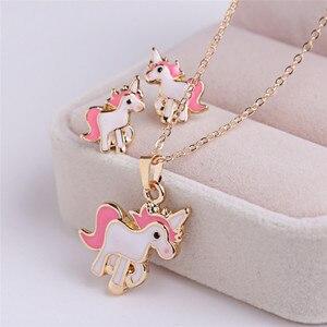 Hot Sale Pink Animal Jewelry S