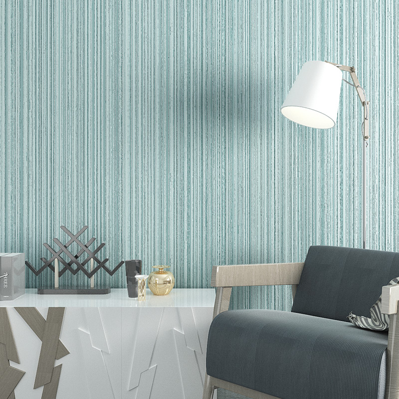Modern Thin Stripes Wallpaper Gray Brown Beige Green  ZK152 купальник женский animal ilsa bikini beige brown blue