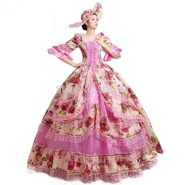 Rosa roxo Vestidos Quinceanera vestido de Baile 2017 Lace Meia Manga Mulheres Casamento Formal Vestido da Dança Do Partido Verde Vermelho Melancia Azul