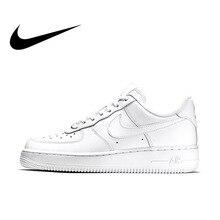 Оригинальный Nike Оригинальные кроссовки AIR FORCE для женщин спортивные доска для обуви s обувь для скейтбординга спортивная обувь Спорт на открытом воздухе