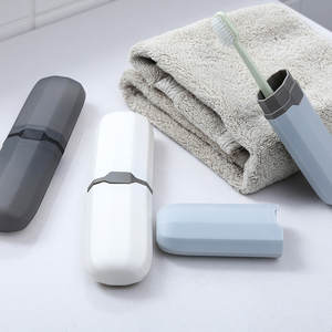 Toothbrush Case Cover Storage-Box Travel Bathroom Safety Portable Camping Health 19MAY15