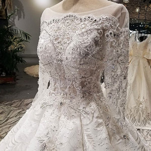 Image 2 - AIJINGYU Wedding Dress Turkey Arabic Gowns engagement Sexy Newest Cheap Attire Mexican Gown Lace Bridal Dresses For Sale